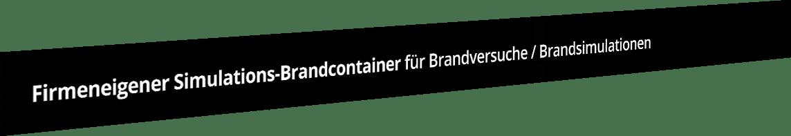 Defensio Igno - Brandschutzcontainer