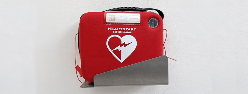 AED - Automatisierter Externer Defibrillator