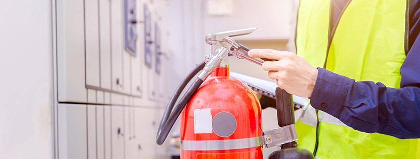 Job Stellenangebot: Brandschutzbeauftragter